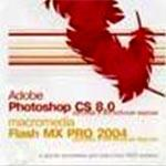 AdobePhotoshop CS 8.0 macromedia Flash MX PRO 2004